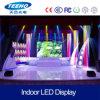 Pantalla de visualización de alquiler de interior de LED P4.81 de la alta calidad