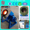 1 ~ 100kg Steel Scrap / Iron Induction Melting Stove