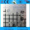 3-6mm Am-70 Decorative Acid Etched Frosted Art Architectural Mirror