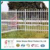 La frontière de sécurité de piquet en acier soudée galvanisée/frontière de sécurité de piquet lambrisse la vente chaude