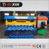 Dx 1100 het Gekleurde Gegalvaniseerde Broodje die van het Dakwerk van het Zink Machine vormen