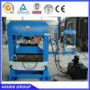 Hydraulische persmachine voor staalplaat