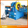 Découpage complet de pipe et machine taillante