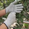 Отрежьте упорную перчатку работы перчаток пищевой промышленности кухни перчаток