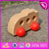 2015新式のCute Toy Car Mini Wooden Vehicle Toy、Kids、Children W04A124のためのSmall Wooden Car ToyのためのMini Cute Wooden Toy Car