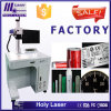 Машина маркировки лазера волокна для маркировки лазера маркировки Кодего чашки металла
