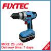 Taladro sin cuerda de Powertools, máquina del taladro (FCD01801) de Fixtec 18V