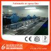 De stofvrije UV Vloeibare Machine van de VacuümDeklaag van de Lijn van de Verf van de Deklaag van de Nevel