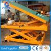 tables élévatrices stationnaires de inclinaison hydrauliques des ciseaux 3ton
