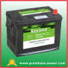 80d26L-70ah 12V Sealed Maintenance Free Starting Car Battery