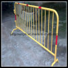 Concierto Aluminum Hot Dipped Galvanized Metal Steel Crowd Control Barrier para Sale
