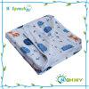 La muselina impresa del algodón Swaddle la manta de la muselina del bebé