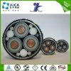 Cavo 2X1.5mm2 del PVC del conduttore XLPE del bottaio di bassa tensione 0.6/1kv