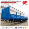 De Aanhangwagen van de Doos van de Fabriek van China met As 3