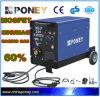 Macchina della saldatura a gas del Mosfet MIG/Mag Gas/No dell'invertitore di CC (MIG-200B)