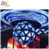 A iluminação DJ do estágio da esfera do indicador da esfera do diodo emissor de luz bate o teto interno