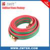 Tubo flessibile della gomma della saldatura del tubo flessibile dell'acetilene e dell'ossigeno
