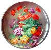 """Plat en céramique décoré 8 """" (GS0800P-2D)"""