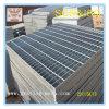 Barra de acero galvanizada del metal plano que ralla para la plataforma