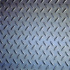 410 Checkered inoxidable Steel Plate pour Construction
