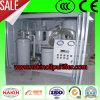 Épurateur de pétrole hydraulique de vide, machine industrielle de nettoyage de pétrole