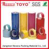Cinta auta-adhesivo de calidad superior del embalaje del color de BOPP