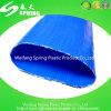 Boyau d'irrigation d'agriculture de PVC Layflat de qualité