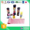 Sacchetto di immondizia riciclabile del LDPE dell'HDPE con il contrassegno di carta
