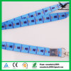 Kundenspezifisches Cheap Sublimation Lanyard mit Metal Buckle