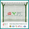 Qym-Airport Fence/Welded Mesh con Razor Wire su Top