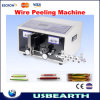 Computer Wire Peeling Striping Cutting Machine/Computer Strip Wire Machine 2.5mm2 Swt508c