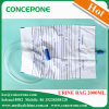 2000ml Hot Sale Disposable Urine Bag