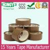 Brown BOPP Packing Tape für Carton Sealing