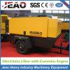 13bar de draagbare Diesel van de Schroef Compressor van de Lucht voor Mijnbouw
