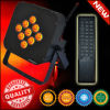 9PCS teledirigido 10 Watts RGBWA 5in1 Wireless LED Battery Uplighting para Sale