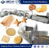 Linha de produção automática cheia do biscoito