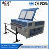 Machine de découpage de laser de CO2 pour la production de tissu avec la conformité de la CE