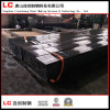 容器のための油をさされた黒い長方形か正方形鋼管