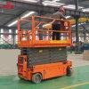 Hidráulicos móviles Scissor la plataforma de elevación para el uso al aire libre