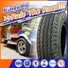 Hochleistungsdreirad ermüdet Zeilen des Reifen-vier 4.00-8 4.50-12