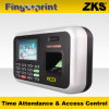 TCP/IP Tempo Attendance & Access Control com GPRS Communication Zks-T2