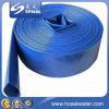 Boyau de jardin flexible étendu par plastique d'irrigation de l'eau de boyau plat de PVC