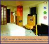 독일 Novotel 알루미늄 Dg0109 4 별 상업적인 단단한 나무 호텔 가구 거실 텔레비젼 Cabinet/TV 대
