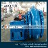 Pompe de lavage de boue de gravier d'exploitation de charbon centrifuge chaud