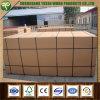 Tarjeta comercial de la madera contrachapada de la chapa de madera natural