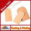 OEM personalizado impreso de papel etiqueta colgante (420022)