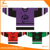 Hockey sur glace sublimé par teinture d'impression de qualité Jersey