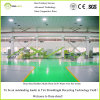 Dura-Shred ISO / CE / SGS Neumáticos Ambiental Shredder para 20mm Mantillo