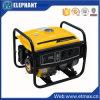 Cilindro refrigerado, solo, Portable, tipo generador de Ohv de la gasolina del inversor de 3.75kVA 3kw