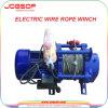Treuil électrique électrique lourd du treuil 4000lbs de vitesse rapide mini